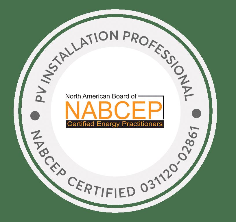 NABCEP Installation Professional