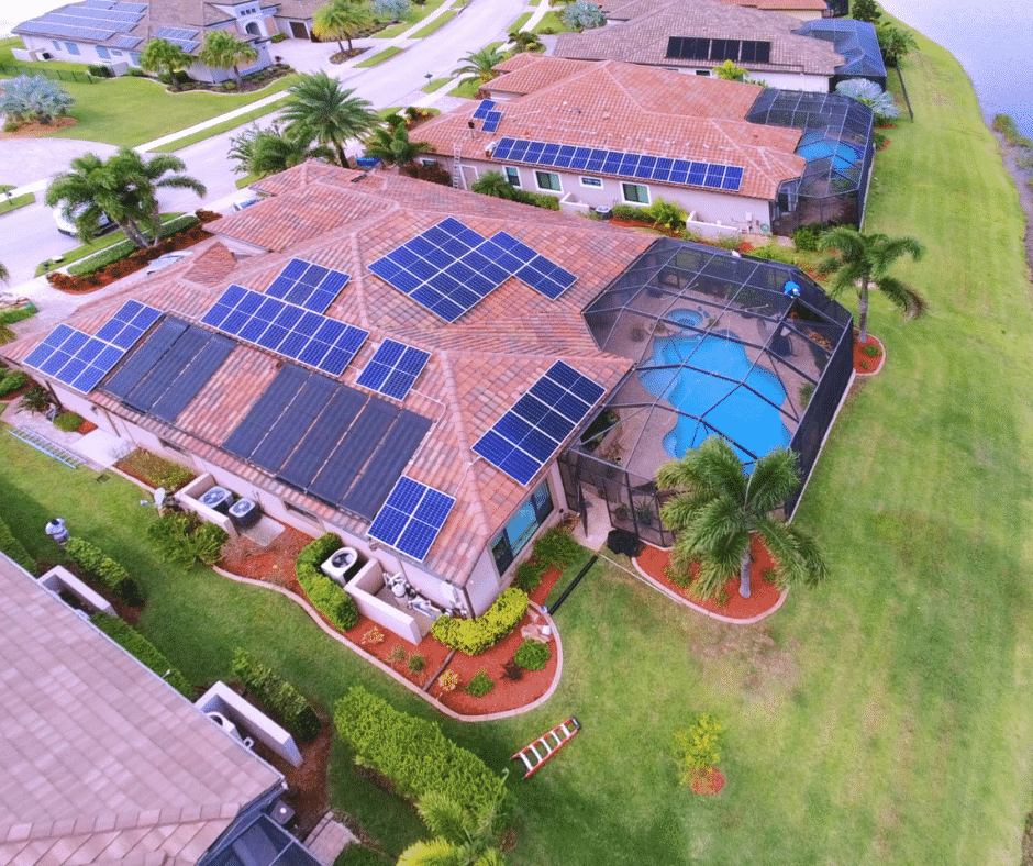 Solar Panel and Powerwall Installation in Melbourne Florida